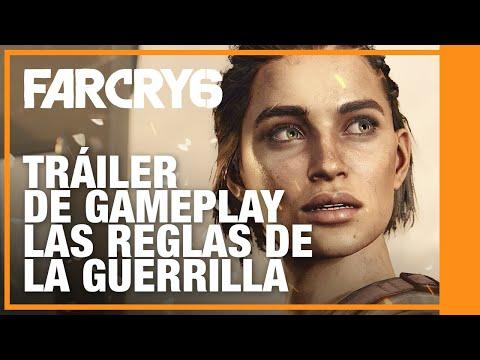 Far Cry 6 - Tráiler de Gameplay: Las Reglas de la Guerrilla   Ubisoft LATAM