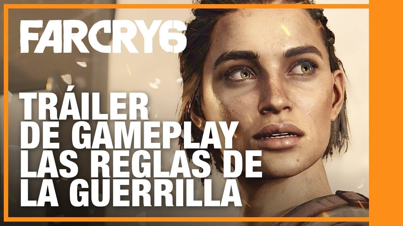 Far Cry 6 – Tráiler de Gameplay: Las Reglas de la Guerrilla | Ubisoft LATAM
