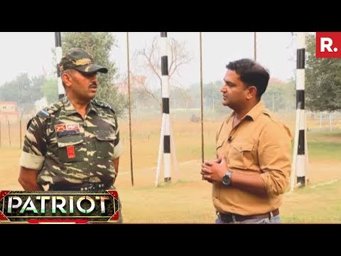 Major Gaurav Arya In CRPF Academy - Part 2 | Patriot