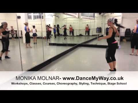 Brazilian Samba with Monika Molnar - DanceMyWay Dance Academy