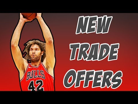NEW Trade Offers For Robin Lopez