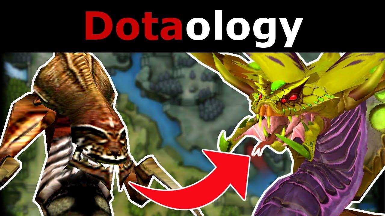 Dotaology: History of Venomancer