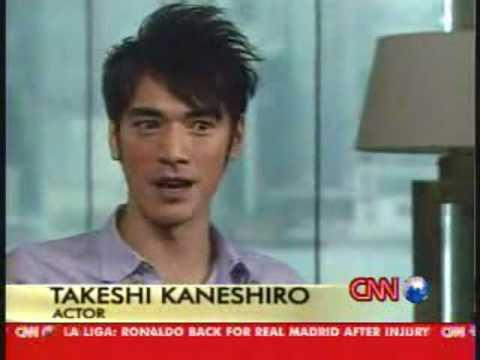 金城 武 Takeshi Kaneshiro  TALK ASIA CNN