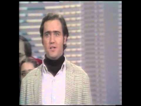 Andy kaufman dating game video 2