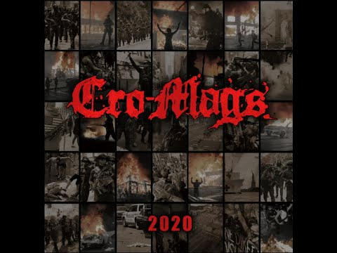 "Cro-Mags announce new  EP titled ""2020"" ..!"