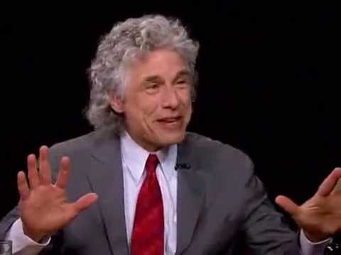 "Steven Pinker & Charlie Rose - ""The Better Angels of Our Nature"""