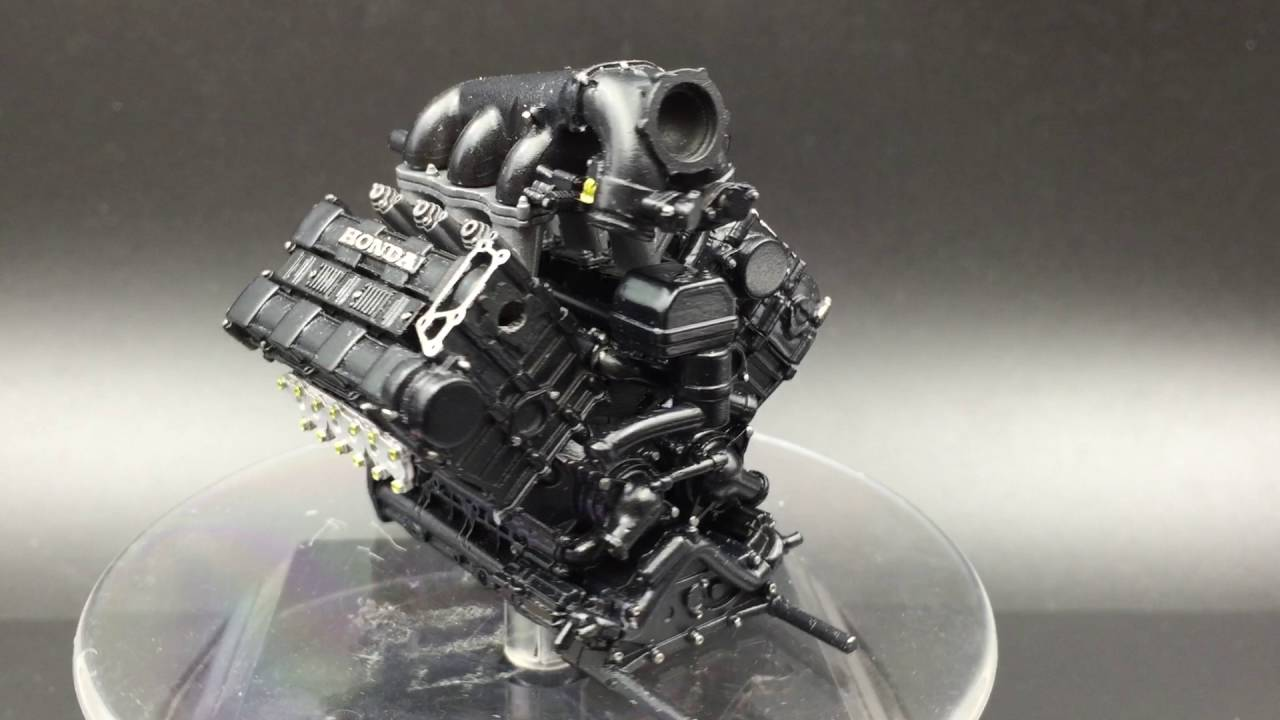 Mclaren Mp4  4 Engine