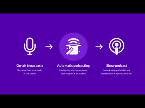 Automatic Podcasting with Omny Studio Mp3
