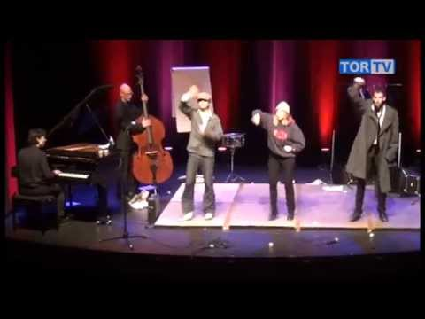 """TV interview of """"What to do?"""" for """"TOR TV"""", Colombier, Switzerland, 2014/11/09"""