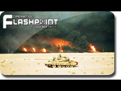 Operation Flashpoint: Cold