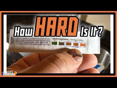 Hard Water Test - How To Test For Hard Water In Your Home