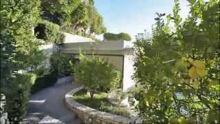 Waterfront Villa for Sale Eze, Cannes / Propriété de prestige Eze sur mer