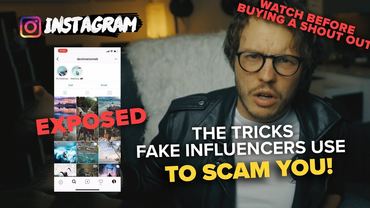 Instagram Scam Exposed How Influencers Scam You When Buying A Shout Out