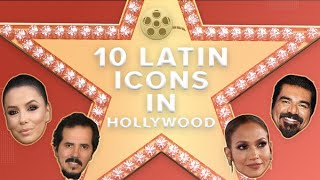 10 Latin American Icons In Hollywood & Their Impact | TODAY