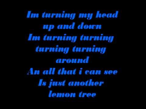 Photo of Lemon Tree-Fool`s Garden ( with Lyrics )