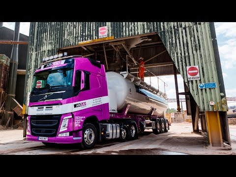 Volvo Trucks - Maximize payload and increase productivity - Meet our customer: Arclid Transport