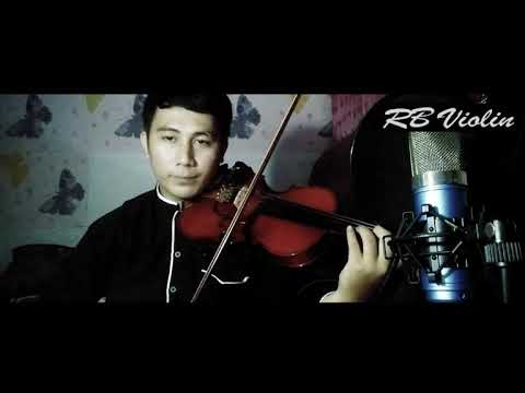 Michael Heart - We Will Not Go Down ( Song For Gaza Palestine ) (Violin Cover) | Baiim Biola