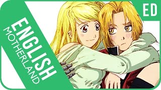 "ENGLISH ""Motherland"" Fullmetal Alchemist (Annalie)"