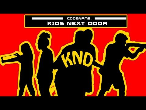 KIDS NEXT DOOR: SECTOR BLACK OPERATION J.O.B