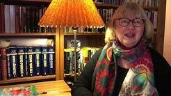 Hannele Huovi lukee satunsa Jättityttö ja Pirhonen
