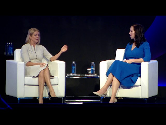 KATTY KAY: Women and Power