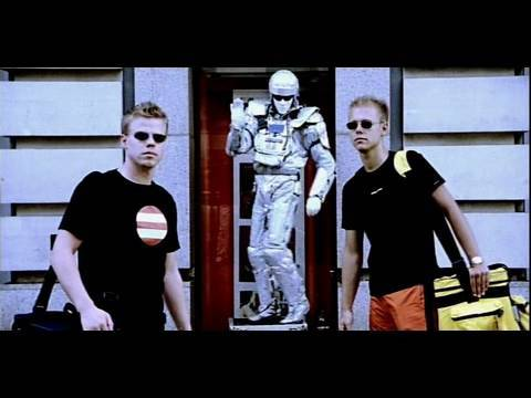 System F vs Armin van Buuren - Exhale (Official Video)