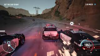 Take 2- Need for Speed™ Payback - Abandoned car location Ford crown Victoria police car
