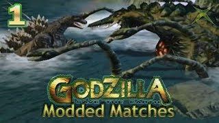 Godzilla: Save the Earth Modded Matches #1 [Xbox]