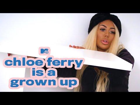 DIY | Chloe Ferry Is A Grown Up