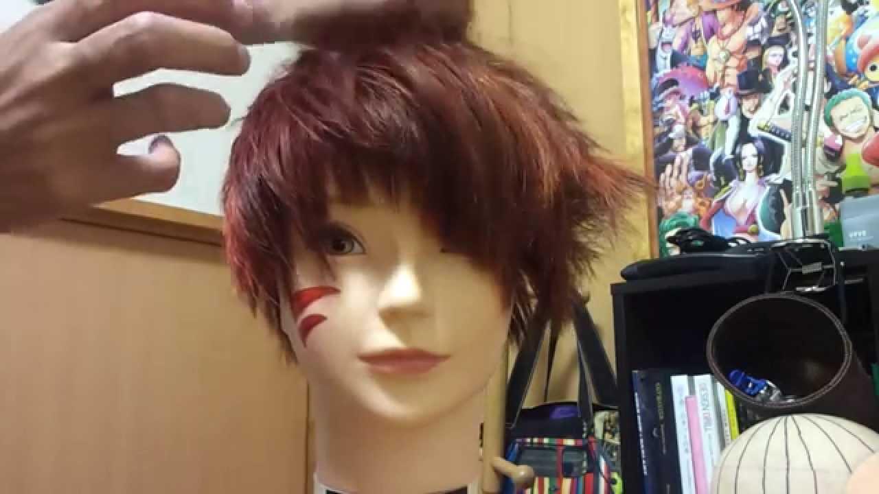 世界の終わり rpg 深瀬さん 髪型 アシメ風へアセット方法
