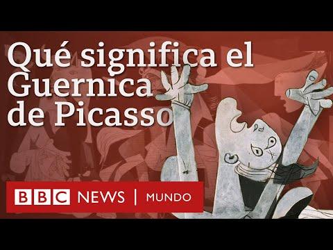 Qué significa el Guernica, la obra maestra de Pablo Picasso