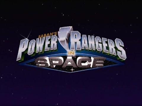 Power Rangers In Space (Season 6) - Opening Theme
