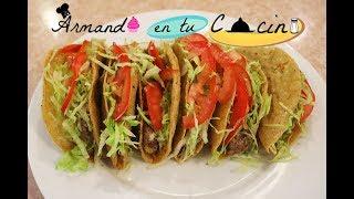 Tacos De Carne Los mejores