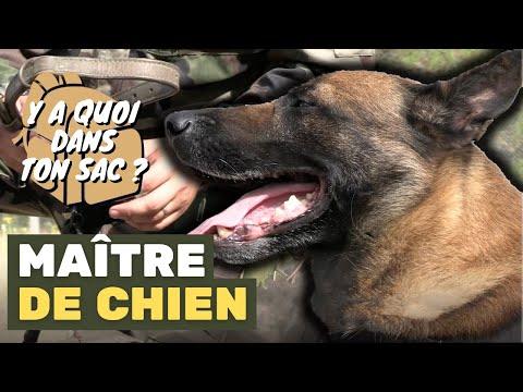 [Y A QUOI DANS TON SAC ?] Maître de chien