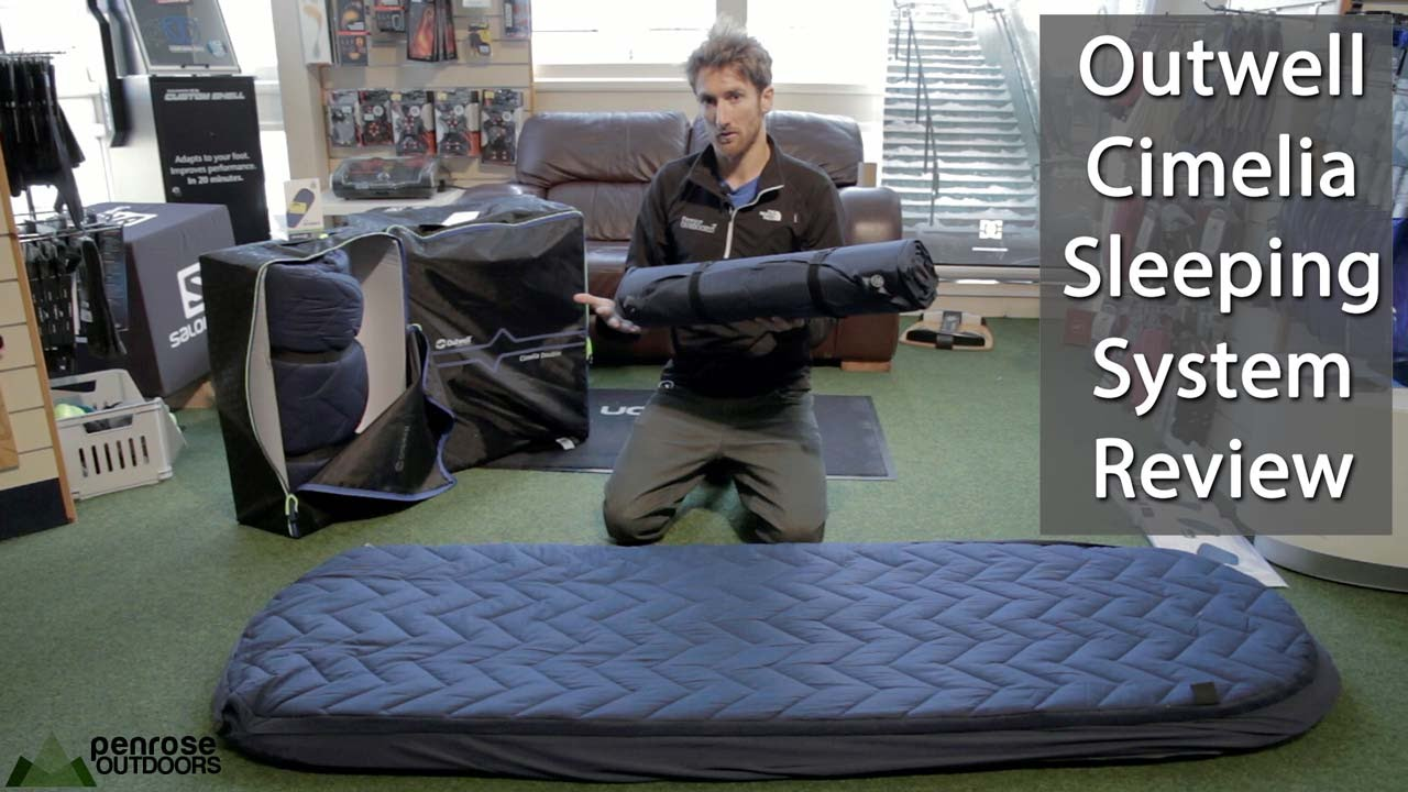 buy online 82b65 0f945 Outwell Cimelia Sleeping Mat Review