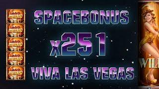 Лучшие Слоты в Казино Онлайн 2018. Viva Las Vegas BIG WIN x251.
