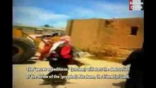 Al Qaida nahe Jihadisten zerstören Kultstätte des Stammvaters Abraham in Syrien