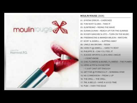 MOULIN ROUGE...MIXED BY HAMVAI P.G...2006