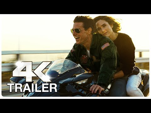 TOP GUN 2 MAVERICK : 4 Minute Trailers (4K ULTRA HD) NEW 2020