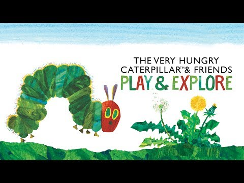 The Very Hungry Caterpillar™ & Friends - Play & Explore, available from Google Play