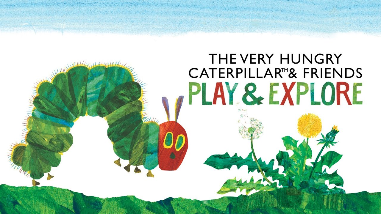The Very Hungry Caterpillar Amp Friends Play Amp Explore