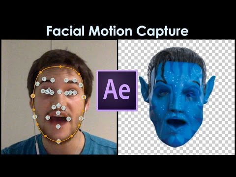 How to do Facial Motion Capture | After Effects CC