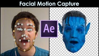 Cómo hacer de Captura de Movimiento Facial | After Effects CC