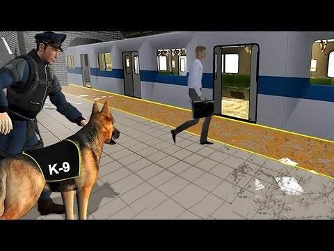 Police Dog Subway Criminals (by Vital Games Production) Android Gameplay [HD]