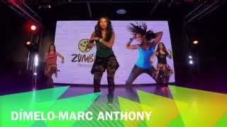 Loretta Bates Choreography for Dímelo by Marc Anthony (Cha Cha)