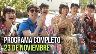 Cinescape 23 de noviembre (programa completo)