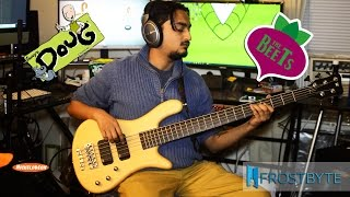 Killer Tofu - The Beets (Bass Cover) [90