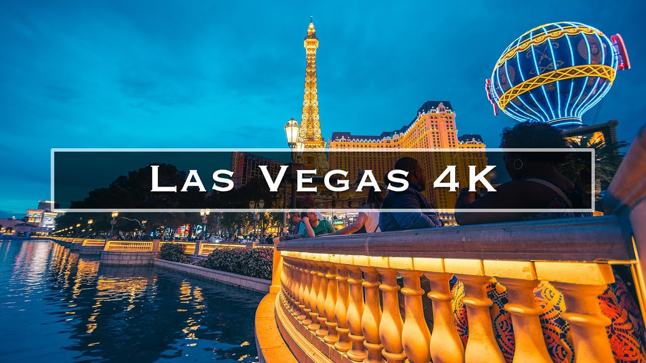Las Vegas 4K - YouTube