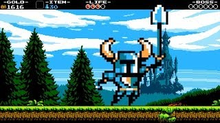 Shovel Knight - Becoming a Shovel God with Cheat Codes