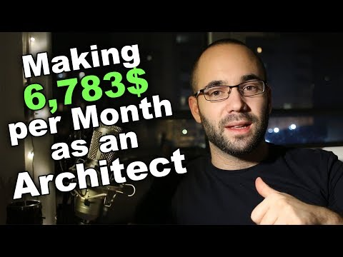 How Much Money Do Architects Make?